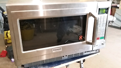 Panasonic NE-C1275 Combination Grill, Convection  & Microwave Oven Commercial