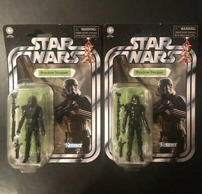 Star Wars The Vintage Collection VC163 Shadow Trooper. IN HAND. X2