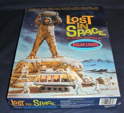 Aurora 'Lost in Space' Cyclops & Chariot.. Polar Lights 'New Sealed!' .. 1998.