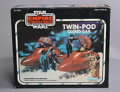 Kenner 39860 Star Wars The Empire Strikes Back Twin-Pod Cloud Car (Sealed in Box