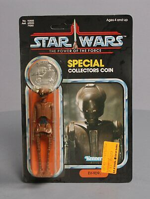 Kenner 93800 Star Wars Power of the Force EV-9D9 with Coin MT/Box