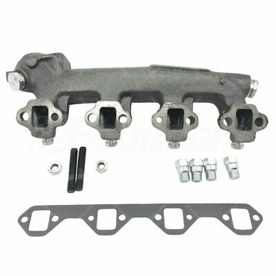 Exhaust Manifold Passenger Side Right RH for Bronco Pickup Truck Econoline V8