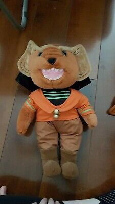 Star Trek The Experience. Ferengi Quark Teddy Bear