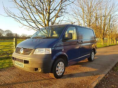 Volkswagen Transporter 1.9 TDi PD T28 102PS SWB 58 REG 102 K 2 OWNERS FROM NEW