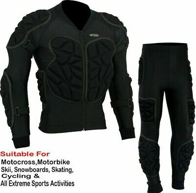 Body Armour Ce Motorbike Motorcycle Motocross Skiing Spine Guard Protective Suit