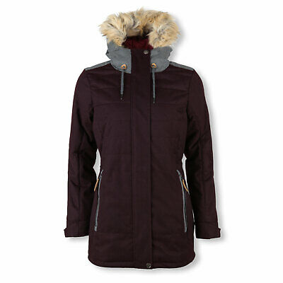 High Colorado Damen Winterjacke Hochfirst L Lds. Winterparka