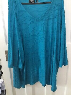 Ladies Plus Size Tunic 3X