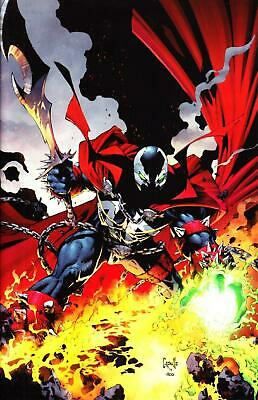 Spawn #300 D Variant Greg Capullo Virgin Double Sized Anniversary Issue $8 Cover