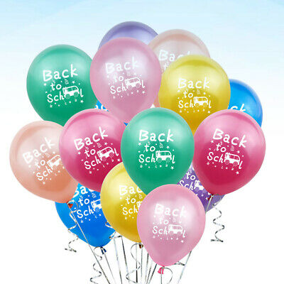10pcs Balloons Latex Funny Beautiful Student Balloon for Student Gathering Party
