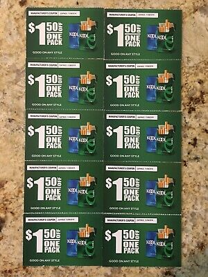 $15.00 Worth Of Kool Cigarette Coupons (expire 11-30-2019)