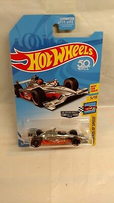 Hot Wheels - Zamac - Indy 500 Oval - Legends of Speed - 5/10