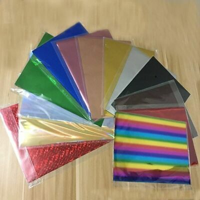 DIY Foil Paper Laminator Laminating Transfer Elegance Laser Printer Craft Paper