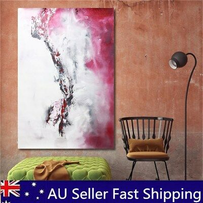 Huge Modern Abstract Canvas Oil Painting Art Print Home Wall Decor Unframed H