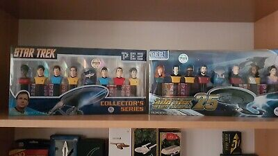 Star Trek Pez Sets