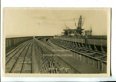 Sydney Harbour Bridge Construction RPPC