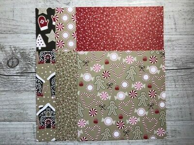 """Stampin' Up! 6x6 Christmas DSP Pack """"Candy Cane Lane"""""""