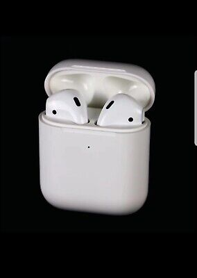 Buy1Get1Free Seal Apple AirPods with Charging Case White 2nd Gen 1:1 Replica lot