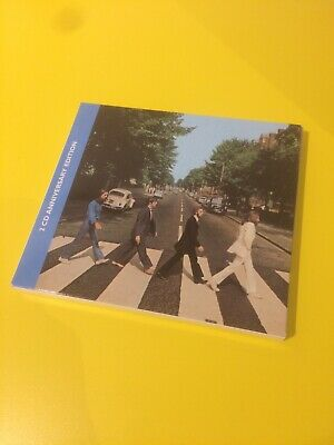 The Beatles Abbey Road 2 CD 50th Anniversary Deluxe Edition