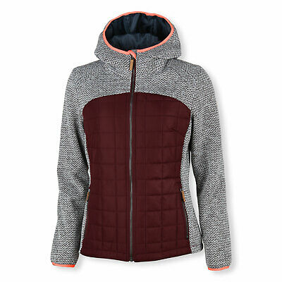 High Colorado Damen Steppjacke Hybridjacke Kandel-L Lds Jkt