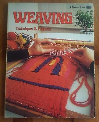Vintage Weaving Book