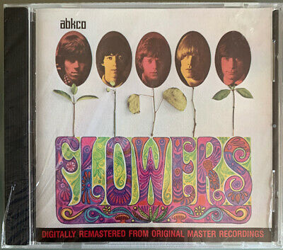 The Rolling Stones - Flowers CD Remaster Sealed/New