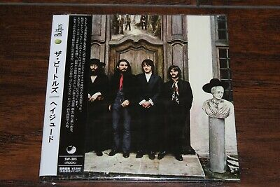 BEATLES Hey Jude (Or Beatles Again) MINI LP CD