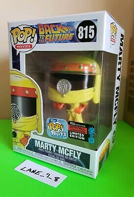 Funko Pop! Back To The Future Marty McFly 2019 NYCC Shared Exclusive NIB