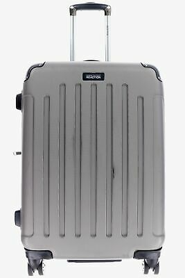 """Kenneth Cole Reaction 159499 Pewter Spinner Expandable Luggage 24"""""""