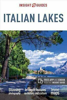 Insight Guides Italian Lakes  by Insight Guides 9781786710055   Brand New