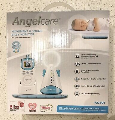 Angelcare AC401 Movement and Sound Baby Monitor *BARGAIN*