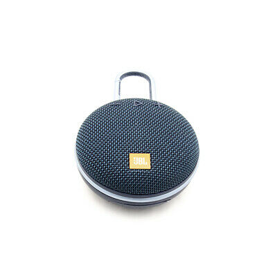 JBL Clip 3 Waterproof Portable Bluetooth Speaker - Blue - JBLCLIP3BLUAM