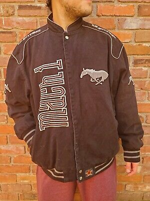 JH Design Rare Ford Mustang Mach1 Jacket 2XL, Black Limited Edition