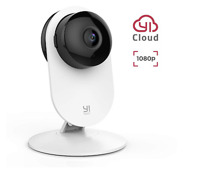 YI Home Camera 1080p FHD Wireless Wifi Camera Security IP Camera with Surveillan
