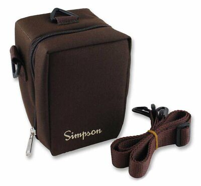 Simpson 00836 Case, Polyester Padded, Brown