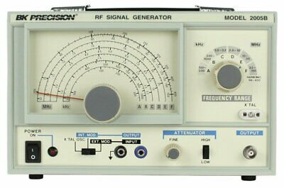 BK 2005B RF Generator with Output to 450MHz