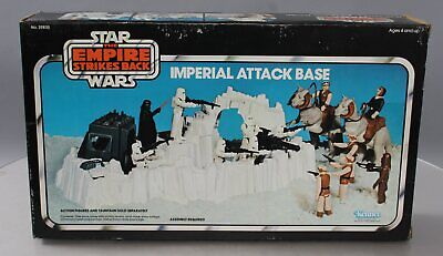 Kenner 39830 Star Wars The Empire Strikes Back Imperial Attack Base (Sealed in B