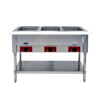 Atosa CSTEA-3 Electric Steam Table