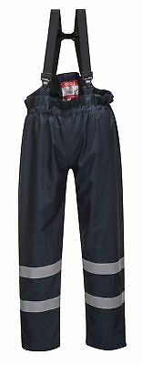 sUw - Safety Workwear Bizflame Rain Multi Protection Unlined Trouser