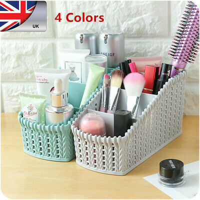 Laundry Holder Home Organizer Storage Plastic Basket Box Bin Clothes Container A