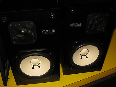 Yamaha NS10M. Matched Pair. Japan Monitor.