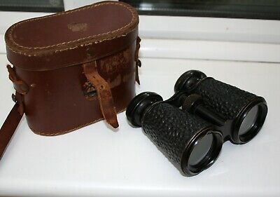 A Pair of Early 20th Century Lumiere Brothers Racing/Opera Binoculars