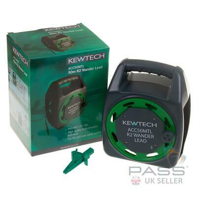 Genuine Kewtech ACC50MTL 50m Extension Test Lead - UK Stock and Seller