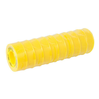 10 PACK 12mm x 5m Thick YELLOW PTFE Pipe Thread Seal Tape-Gastight Plumbing Wrap