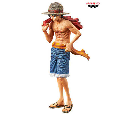 ONE PIECE - Magazine Vol.2 Monkey D. Luffy Pvc Figure Banpresto