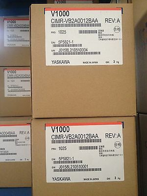 1PC Brand New YASKAWA Inverter CIMR-VB2A0012BAA 2.2KW 220V