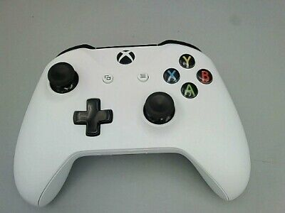 Xbox One Wireless Controller Model 1708 White (4934-SM92) Controller only