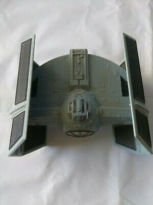 Star Wars-Micro Machines-Action Fleet-Darth Vader-Tie Fighter-1995-Vintage