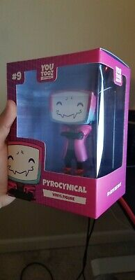 Pyrocynical Youtooz Vinyl Figure [1] [SOLD OUT]