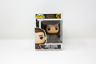 Funko Game of Thrones Arya with Two-Headed Spear #79 w/ Protector | IN STOCK