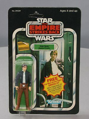 Kenner 39339 Star Wars The Empire Strikes Back Han Solo (Bespin Outfit) NIB